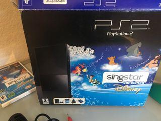PlayStation2 singstar