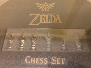 Chess set The Legend Of Zelda