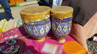 bongó artesanales