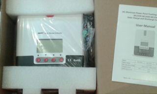 Regulador MPPT Solar SR-ML2420 12-24V 20A