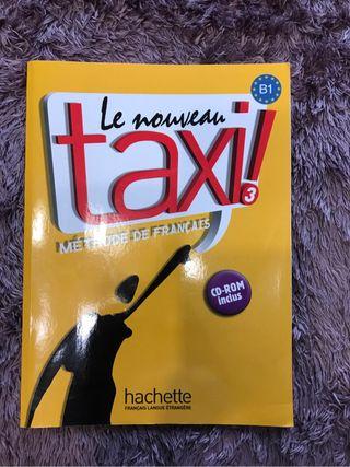 Libro francés B1 Nouveau Taxi3