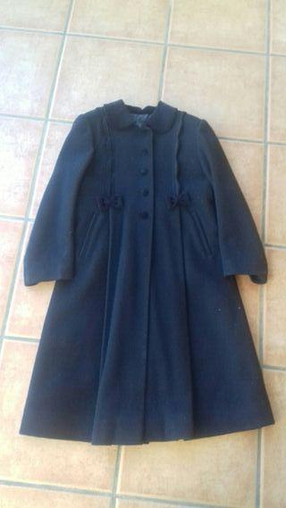Abrigo niña de vestir