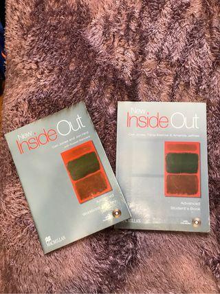 Libros inglés C1 Inside Out