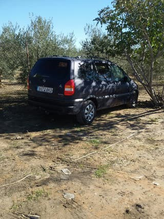 Opel Zafira 2000 1.6 16v 99 cp