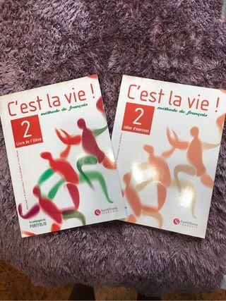 Libros francés C'est la vie 2