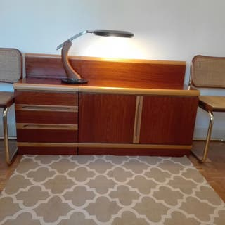 Aparador Roble diseño años 70