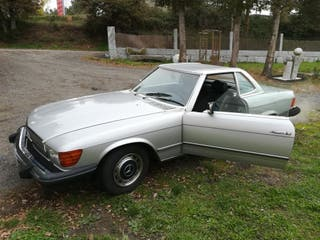 Mercedes-benz 380sl 1982