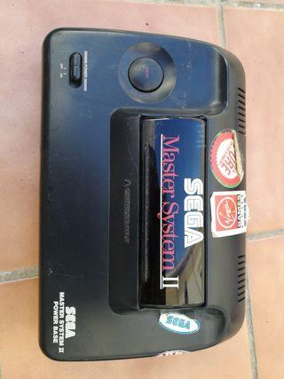 Consola Sega Master System De Segunda Mano En Wallapop