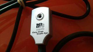 Webcam externa cable maleable