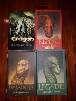 Saga Eragon de Christopher Paolini