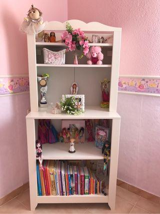 Mueble estanterias