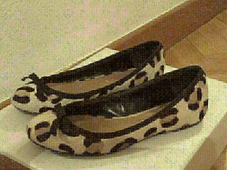 Bailarinas leopardo Zara