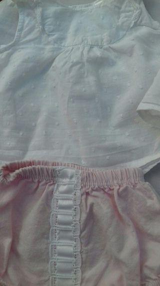 Percha ropa bebé