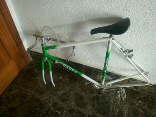 cuadro de bicicleta de carretera