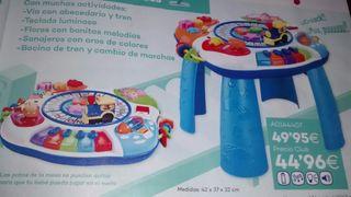 mesa juguete