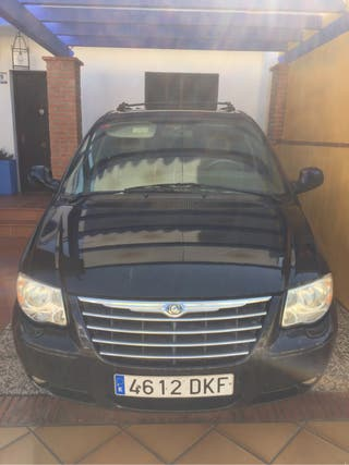chrysler grand voyager AUTOMÁTICO