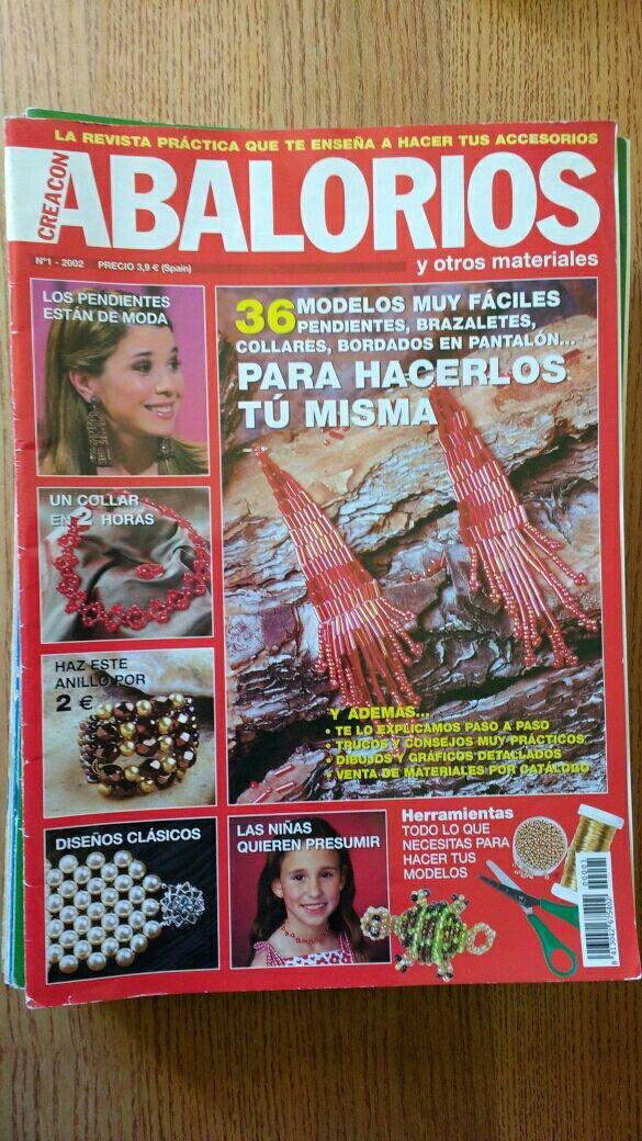 c354721aeec3 Revistas Crea con Abalorios N°1-20,22 y 23 de segunda mano por 30 ...