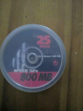 tarrina cds