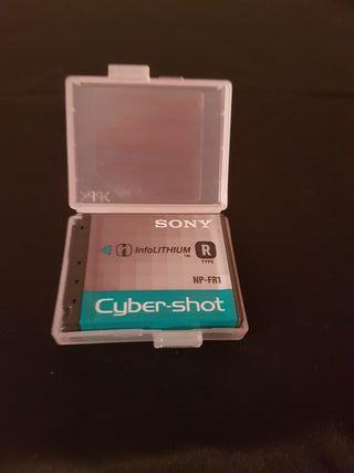 Batería cámara fotos