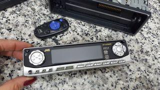 radio Cd MP3 coche.