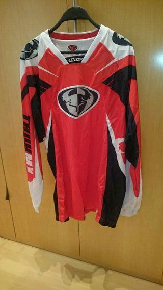 Conjunto de jersey y pantalon de Motocross/enduro