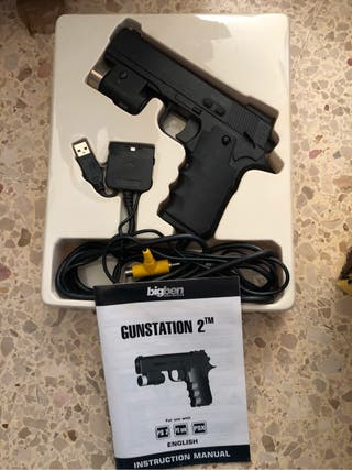 Pistola ps2