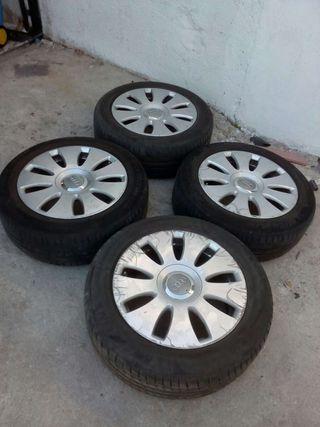 4 ruedas audi a4