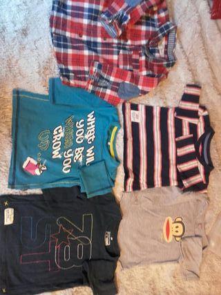 lote ropa bebe 1 año 20 prendas