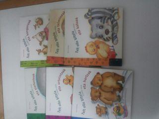 Coleccion libros euskara TXIT OILO BITXIA