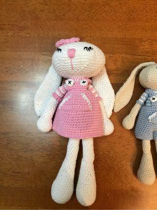 Muñecas personalizadas croche