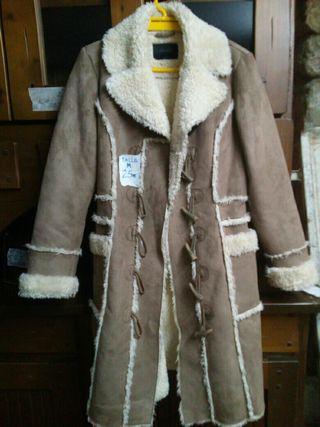 Abrigo mujer vero moda