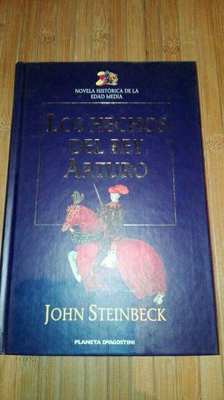 novela histórica de la edad media