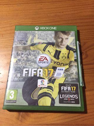 Fifa 17- Xbox One