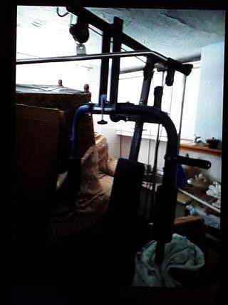 maquina de musculacion