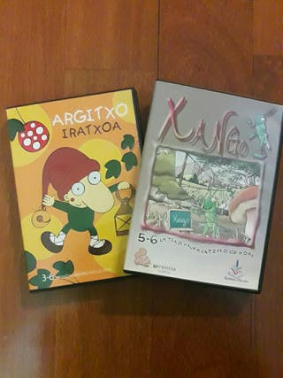 2 juegos didacticos para aprender jugando