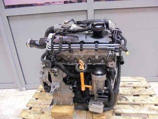 Despiece motor volkswagen 1.9 tdi bxe