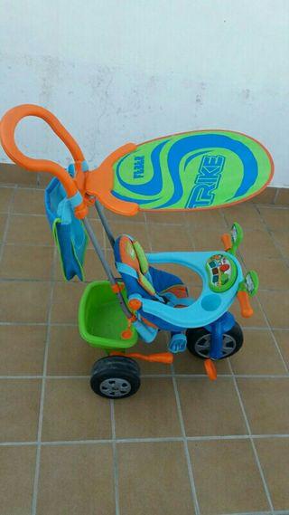 carrito de niño y accesorios