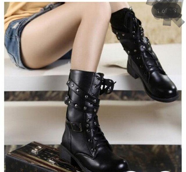 Combat Boot Women's