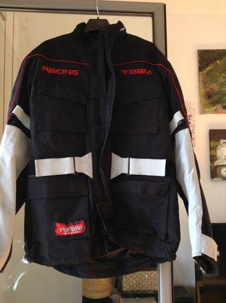chaqueta moto proteccion
