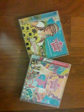 CDs de Patito Feo