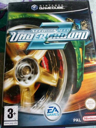 Need for Speed para Gamecube