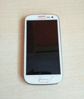 Samsung Galaxy S3 (PIEZAS O REPARAR)