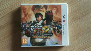 Street Fighter 4 Nintendo 3DS