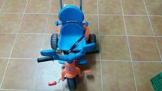 triciclo bici niño