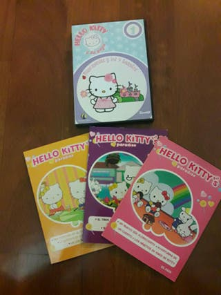 DVDs de Hellow Kitty