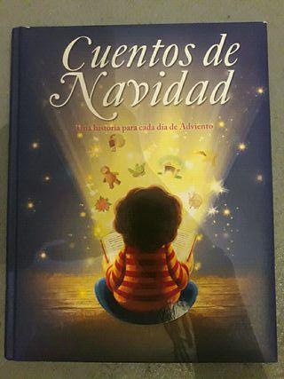 libro de cuentos de navidad