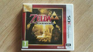 Zelda Link Between Worlds Nintendo 3DS