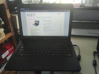 Portátil Airis Praxis 13