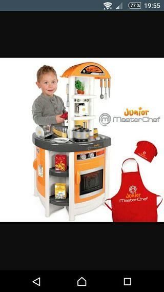 cocina masterchef para niños