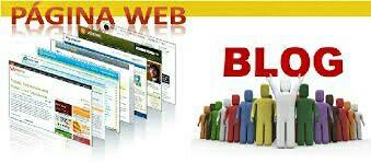 creacion de paginas web y blogs